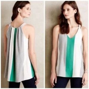 Anthropologie Puella North South Swing Tank Top/S